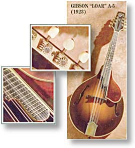 CUSTOM BUILT FOR The Wife Of Mandolinist WB Griffith In 1923 This Instrument Is Only Known Loar Signed A Model Mandolin